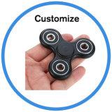 girador cerâmico do vento do brinquedo do rolamento do dedo elétrico do rolamento 3D