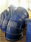 Zl Serie vertikale Aixal Fluss-Pumpe