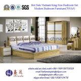 اقتصادي بسيط الصين أثاث غرف النوم مجموعة غرف نوم خشبية