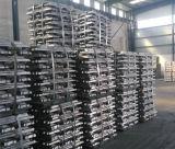 Fournisseur parfait des lingots A7 99.7% en aluminium primaires