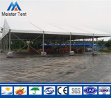 Lange Lebensdauer-Raum-Überspannungs-weißes Kabinendach-Lager-Zelt für Verkauf