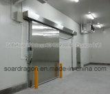 Diseño de la cámara fría del proyecto de la fábrica