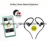 L'écouteur W MIC de Premiumheadphones de dans-Oreille loue le noir