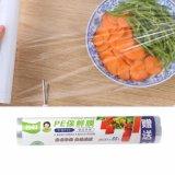 Couvercle de nourriture multi-dimensions Film d'accrochage en silicone pour l'emballage alimentaire