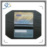 자기 띠를 가진 RFID 카드