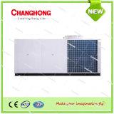 Unità impaccata aria-aria centrale del tetto della pompa termica del condizionamento d'aria
