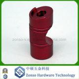 Pièces d'usinage/Machied de commande numérique par ordinateur d'aluminium anodisée par OEM personnalisée par précision/en métal