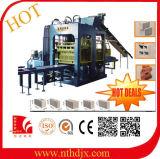 Máquina concreta de la planta del ladrillo del cemento del control del PLC Qt10-15