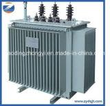 De verzegelde Amorfe In olie ondergedompelde Elektrische Transformatoren van de Legering