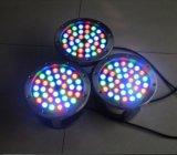 Indicatore luminoso subacqueo ad alta intensità di RGB IP68 39W LED di alto potere