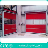 PVCファブリック高速ドアシステム