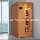 Stevige Houten Infrarode Sauna voor Éénpersoons met het Aanpassen (bij-0931)