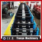 Chinesischer Lieferanten-Stahlfallrohr walzen die Formung der Maschine kalt