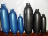 Pára-choque inflável (azul) branco 40*15*2cm do barco do PVC