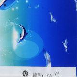 Ya-874 de 1m Brede Leuke Film van het Ontwerp van de Bloem Hydrografische Onderdompelende