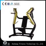 Prensa ISO-Lateral OS-A002 de la pendiente de la aptitud de Oushang del equipo comercial de la gimnasia