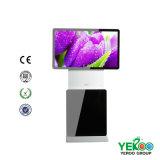 HD lleno que hace publicidad de la pantalla Display/22 del tótem Samsung/LG TFT LCD de la señalización de Digitaces/del panel del LED--84 pulgadas