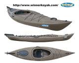3.44mtrs Plastic Wood-Grain Individual Sente-se em Touring Kayak