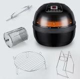Frigideira elétrica livre do ar do petróleo do Ce para a cozinha Home 12L