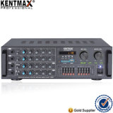 120W Audio Karaoke Amplificador de potência com display LED (Q88)