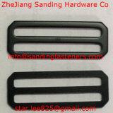 Metallo nichelato nero Pressings/inarcamenti del metallo/accessori della cinghia