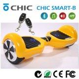 새로운 디자인 2 바퀴 전기 균형을 잡는 지능적인 스쿠터, 손 자유롭게