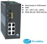 Identificação industrial controlada P509 do interruptor do ponto de entrada da fibra óptica