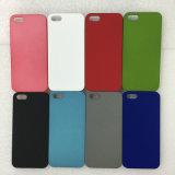 Gummideckel-Fall des Eibisch-Lack-ultra dünner Samt-Gefühls-TPU für iPhone 7