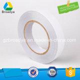 Cinta adhesiva doble profesional del tejido de la venta caliente para la venta (DTS10G-15)