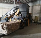 Por completo máquina hidráulica automática de la prensa Hba80-11075 para presionar el yute