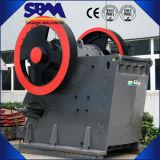 Minério de ferro de China que esmaga o processo da mina de ferro do equipamento/