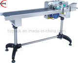 Вызывая машина Hz-1500 для машины пластмассы принтера Inkjet упаковывая