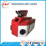Schmucksache-Laser-Schweißer des CNC-Fräser-YAG 100W beweglicher
