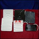 Elemento liso cheio/calefator cerâmico infravermelho