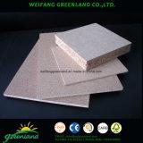 Обыкновенная толком доска частицы с рангом E0, E1, E2 и древесиной тополя, материалами твёрдой древесины