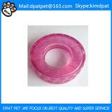 I prodotti all'ingrosso TPR dell'animale domestico perfezionano i giocattoli di masticazione del cane di giocattolo dell'animale domestico