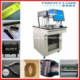 금속과 플라스틱을%s 고속 Portable Laser 제작자 기계