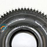 أسلوب جديد عجلة مطّاطة يستعمل على حامل متحرّك عجلة (3.50-4)