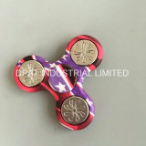 Hersteller-Qualitäts-Soem farbiges Finger-Spinner-Spielzeug