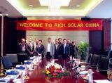 Módulo solar fotovoltaico policristalino de la eficacia de la alta calidad 330W