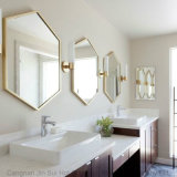 Lámina para gofrar caliente del oro hermoso para la decoración del espejo