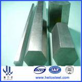 Barra cuadrada Hex retirada a frío de la barra de acero de la barra de planos de la barra redonda