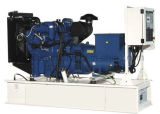 パーキンズエンジンのセットを生成していて極度の無声ディーゼル発電機の生成が