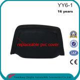 CE Виниловая обложка Черное низко сидящее сиденье газонокосилки, сиденье (YY6-1)