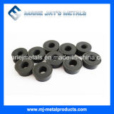Piezas insertas del carburo de tungsteno/piezas insertas del carburo cementado