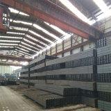 Materiales de construcción de acero H Beam con Almacén de la fábrica