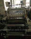 Motores servos dobles, cuatro sincronización, alta precisión, funcionamiento constante, cortadora del boquete