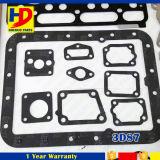 Jogo cheio 3D87 da gaxeta principal de cilindro da revisão para as peças de motor Diesel