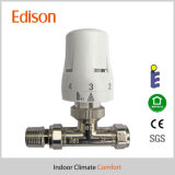 En215証明書が付いているサーモスタットのラジエーター弁のヘッド(IDC-H02)
