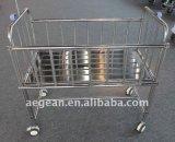 Hospitales AG-CB005 Bed precios de suministros médicos cuna del bebé